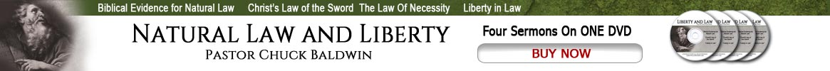 Natural Law and Liberty DVD