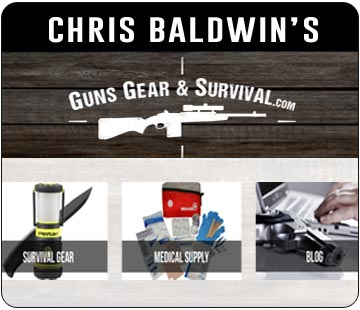 Guns Gear & Survival -  Prepper Shopping cart and blog